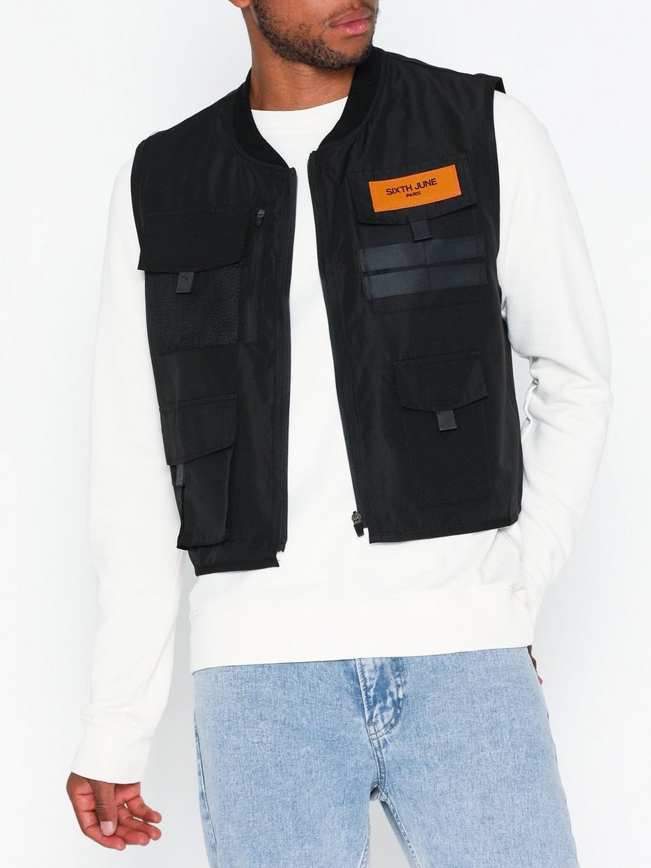Short Fish Jacket
