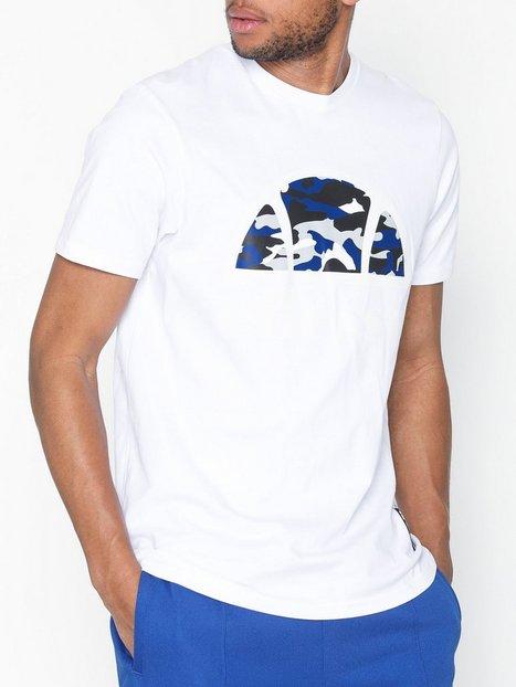 ELLESSE El Atelia T Shirt T shirts undertrøjer Hvid - herre