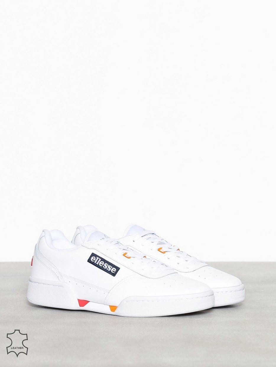 935e187adb95 El Piacentino Bdg Cupsole - Ellesse - White - Sneakers And Textile ...