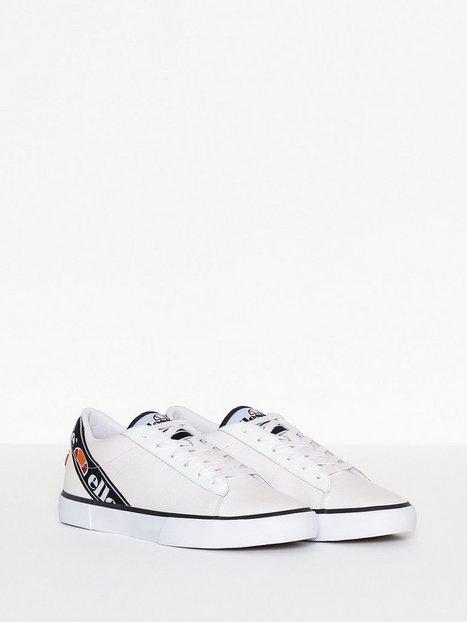 ELLESSE El Massimo Sneakers tekstilsko White - herre