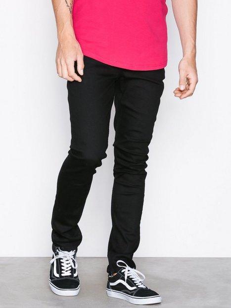 Cheap Monday Tight New Black Jeans Sort - herre