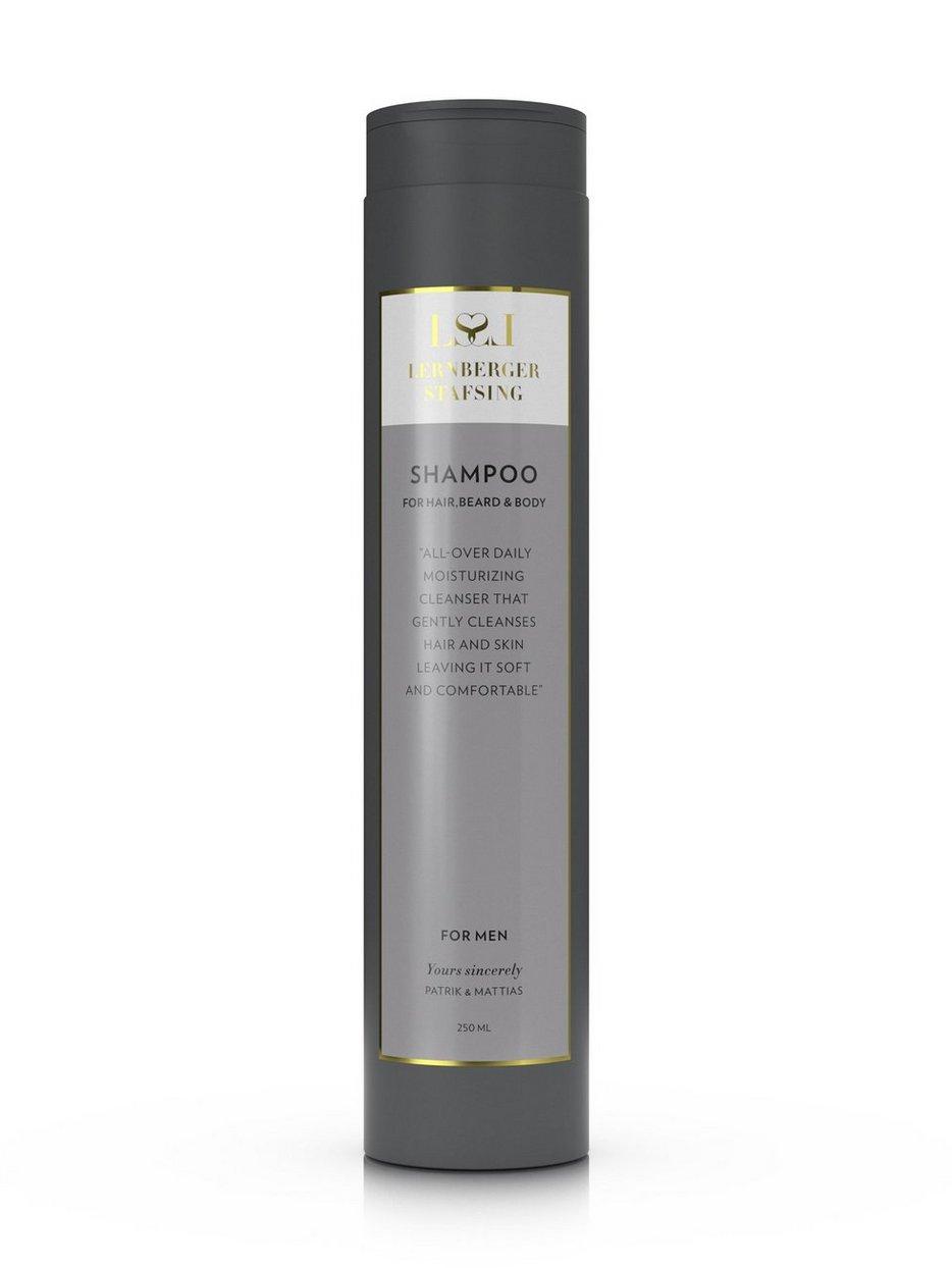 MR LS Shampoo For Hair, Beard & Body