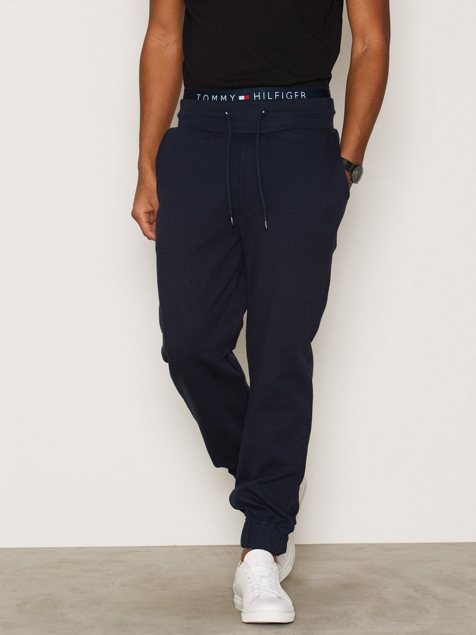 Icon Jersey Tapered Pant - Tommy Hilfiger