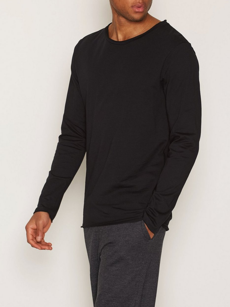 Long-Sleeve relaxed