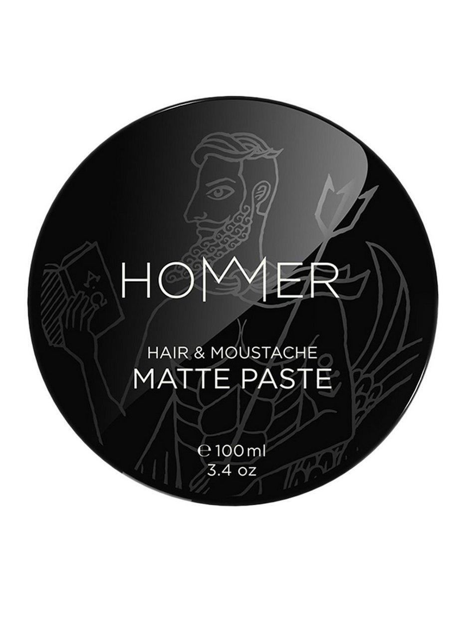 Hair & Moustache Matte Pa