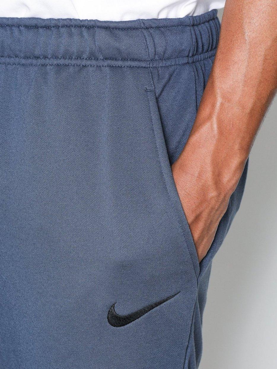 M Nk Dry Pant Taper Fleece - Nike - Blue Black - Training Pants ... 6336b0dfac5d