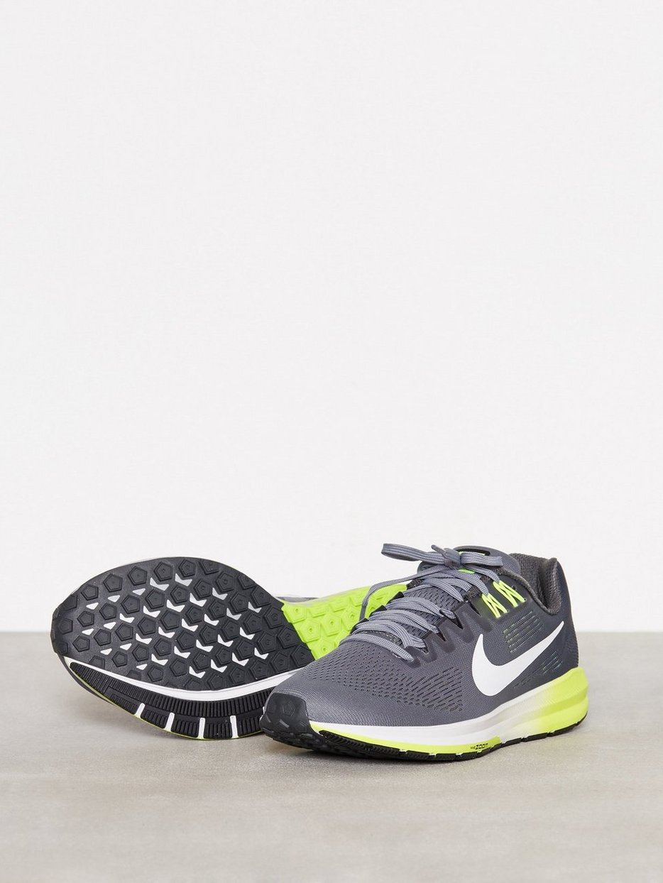 60e962193df4e Nike Air Zoom Structure 21 - Nike - Grey - Training Shoes - Sports ...