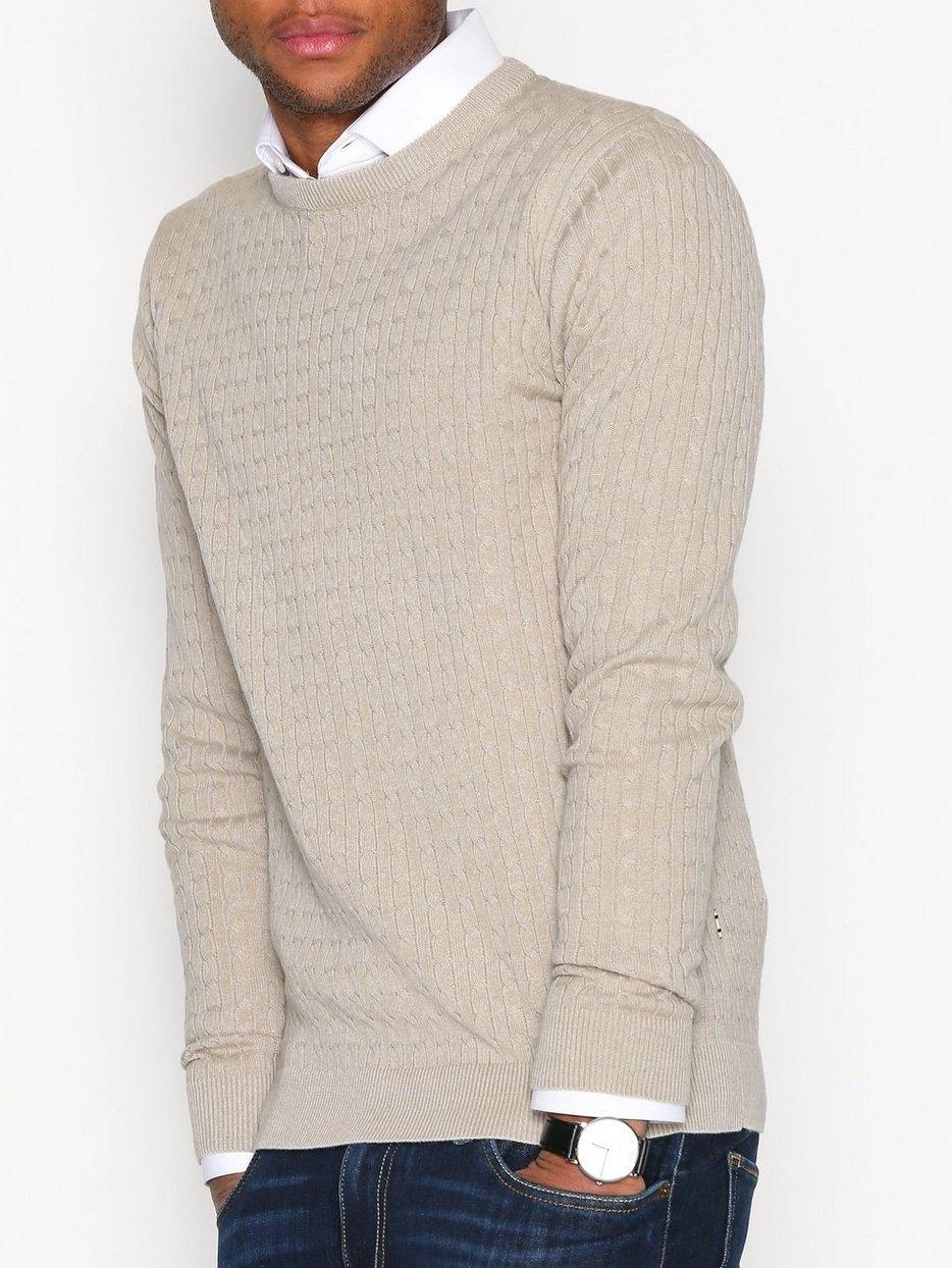 Knit - Ascot