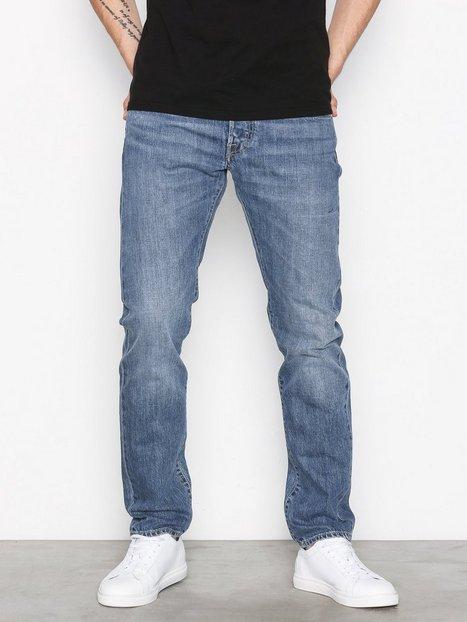 Edwin ED 55 Kingston Blue Denim Jeans Blue - herre