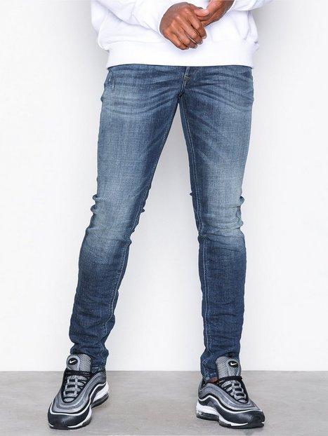 Diesel Sleenker Trouser 084UI Jeans Denim mand køb billigt
