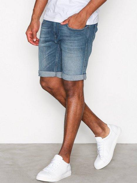 Replay MA996 .000.101 243 Shorts Denim mand køb billigt
