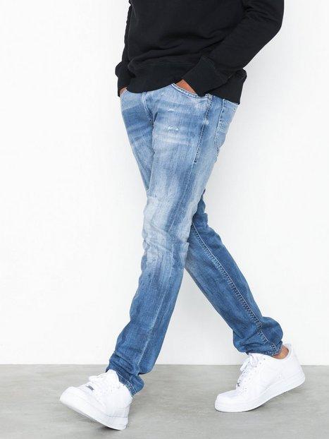 Diesel Thommer Trousers Jeans Denim mand køb billigt