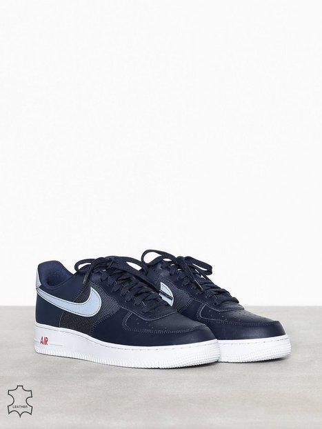 Nike Sportswear Air Force 1 '07 LV8 Sneakers Obsidian - herre