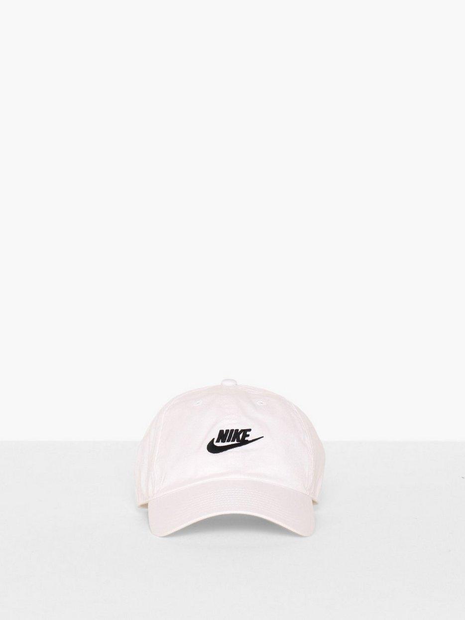 f7c78d901 U Nsw H86 Cap Futura Wash - Nike Sportswear - White - Caps ...