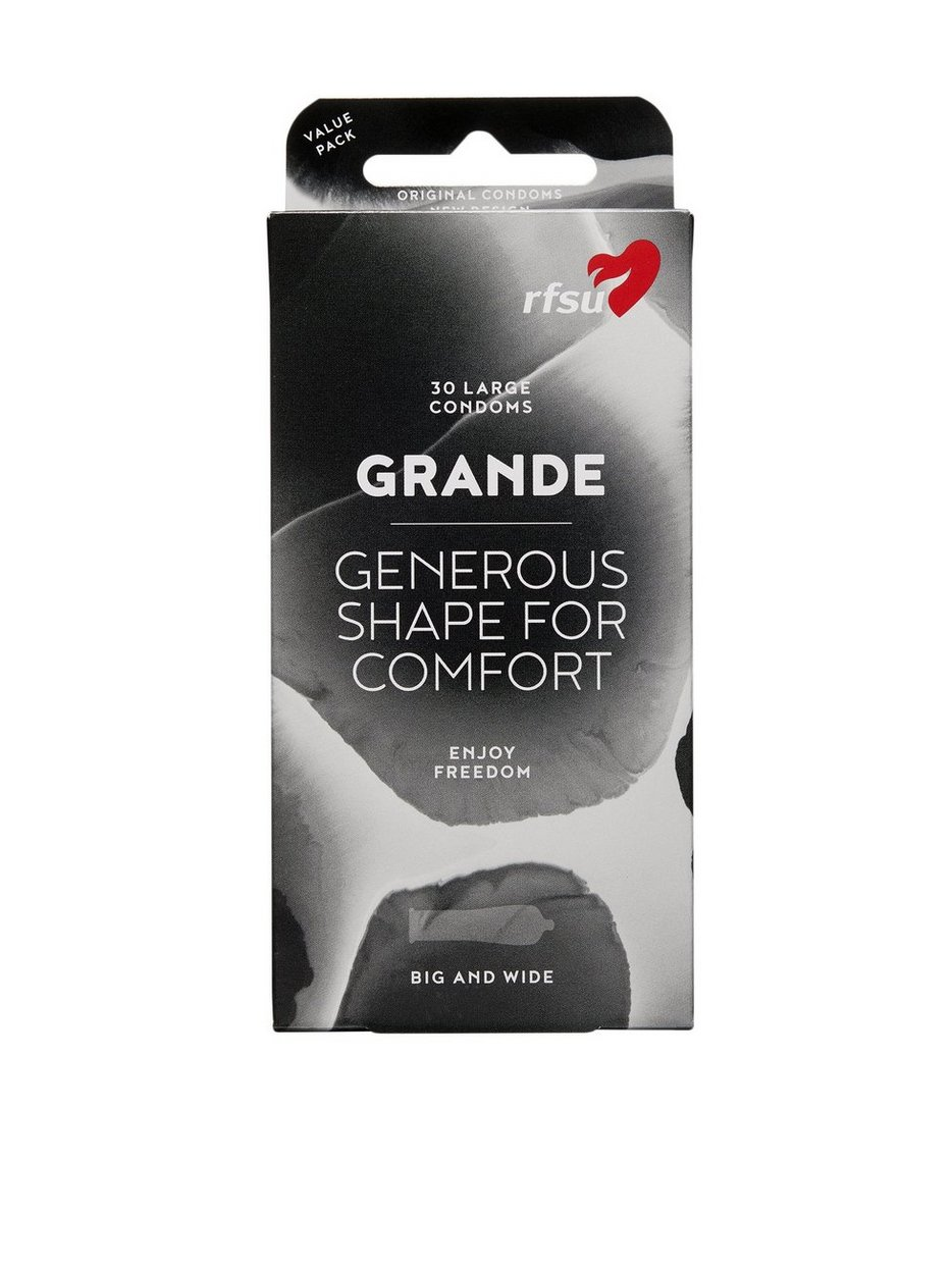 GRANDE Condoms 30-Pack