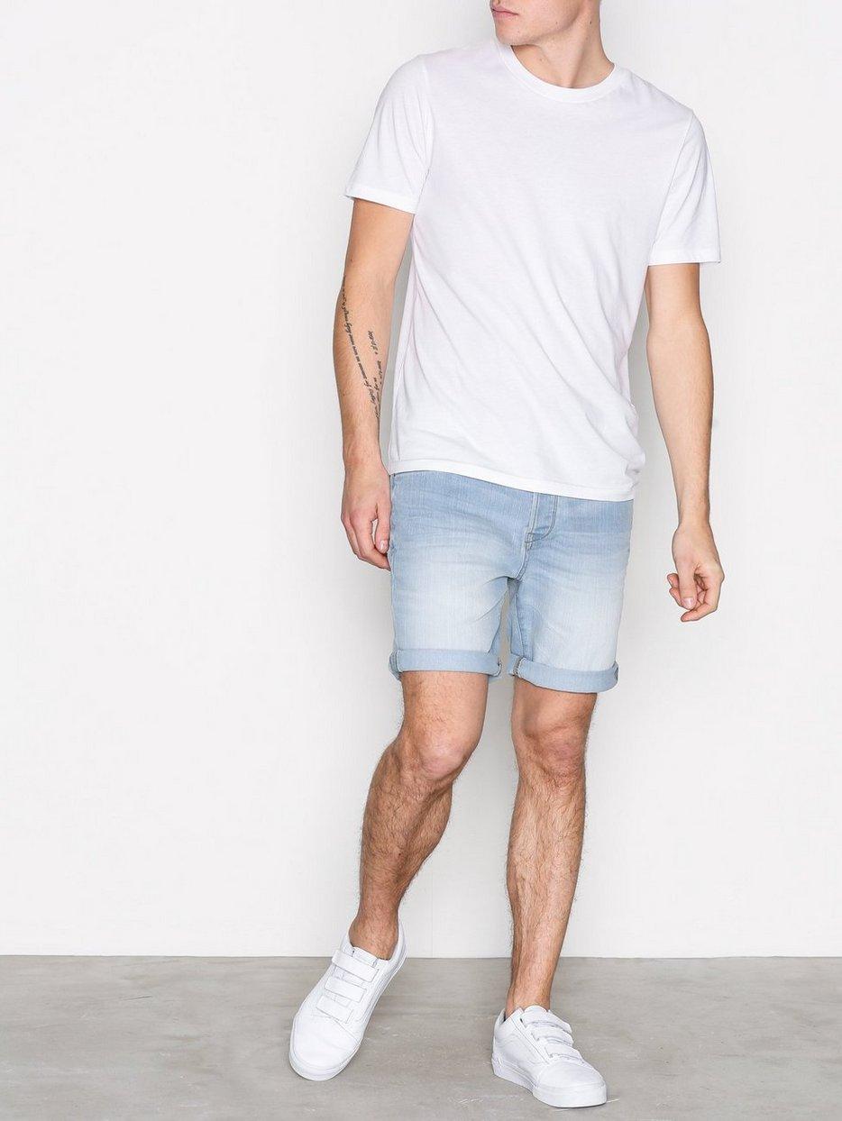 Lt. Ryder Denim Shorts