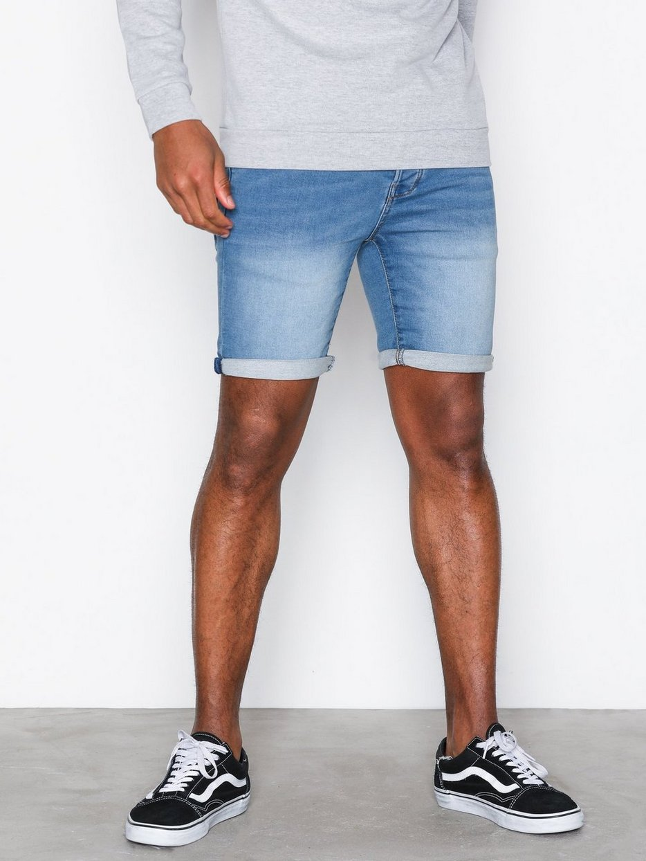 Shorts Mens Mens Ryder Denim Solid Shorts Denim Lt Short Sq4dTS