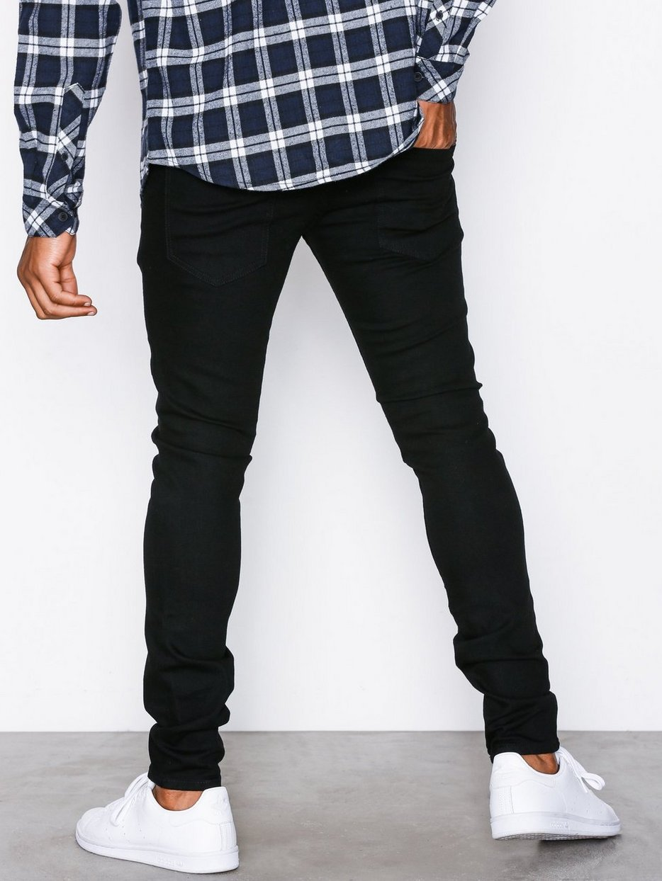 Skinny Dexter Black 118