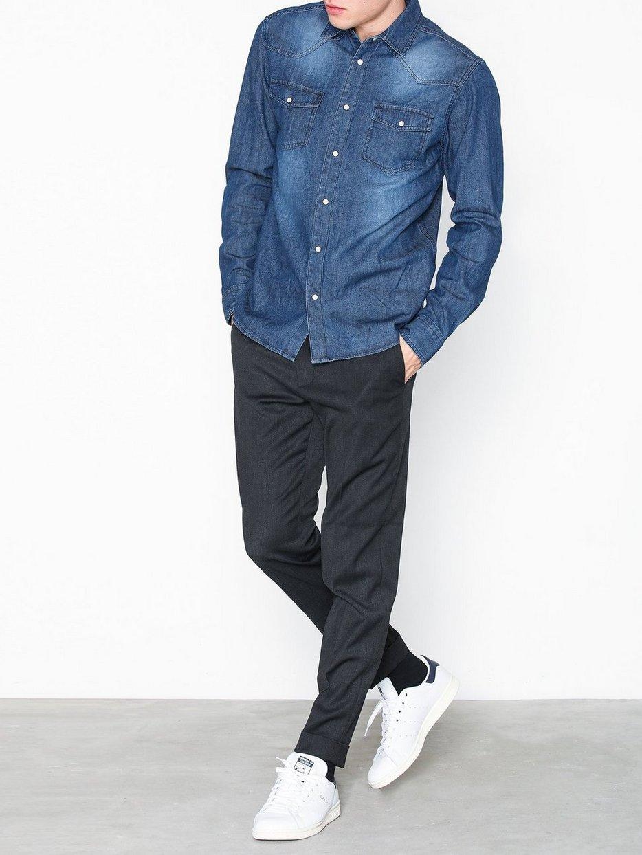 Saxon LS Shirt