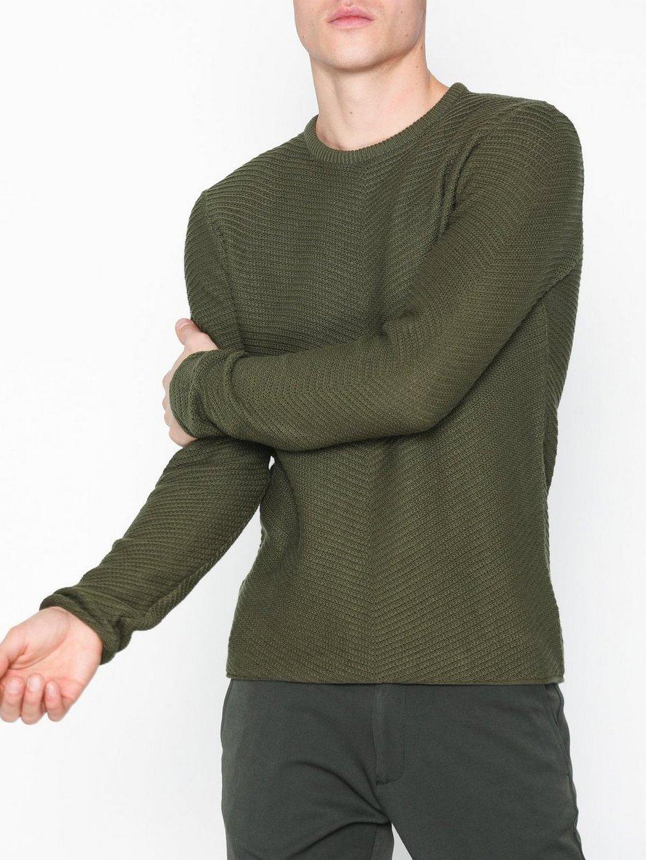 Alexian O-neck Knit