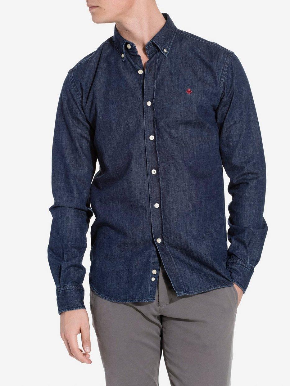Cary Grant Denim Shirt