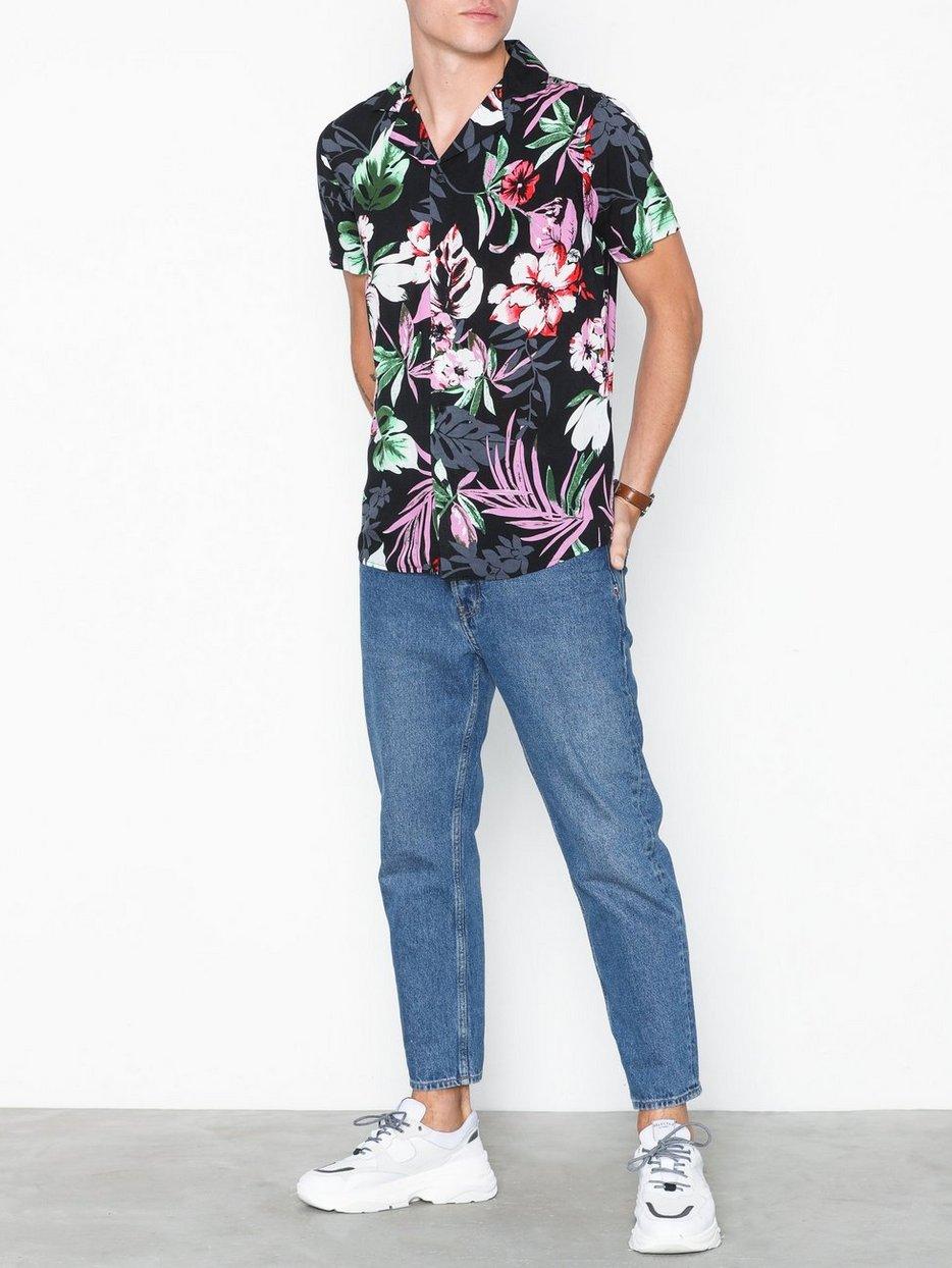 Brando SS Shirt Cuba Visc