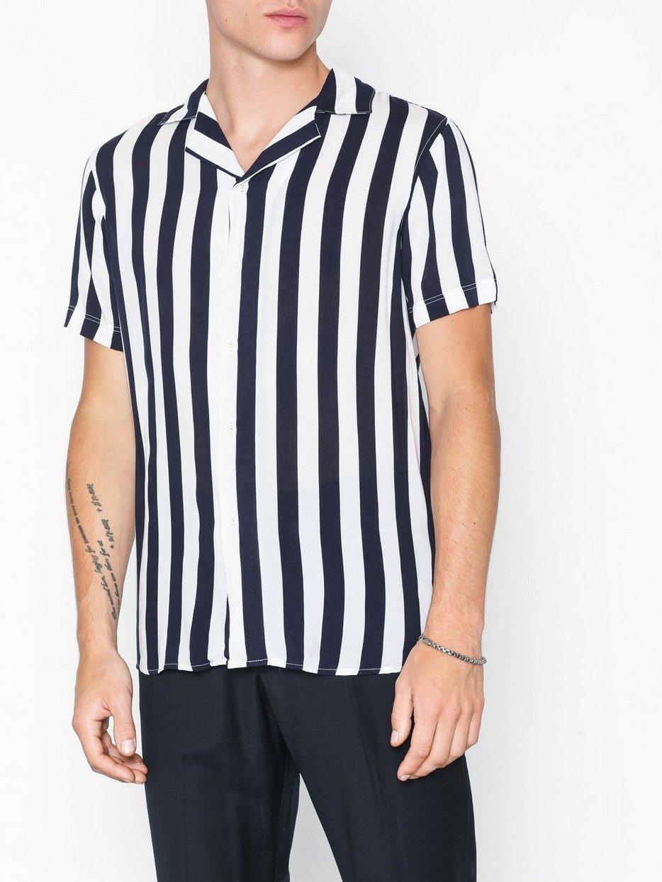 Brando SS Shirt Cuba Mono