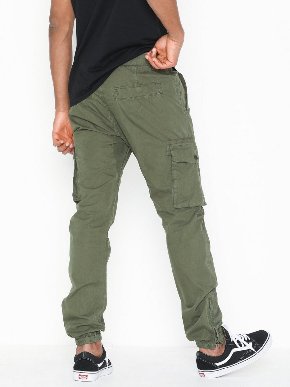 Khaki Kenny Cargo Slim