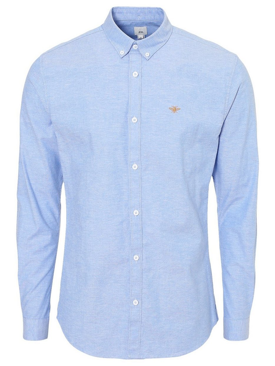 LS Blue Muscle Oxford