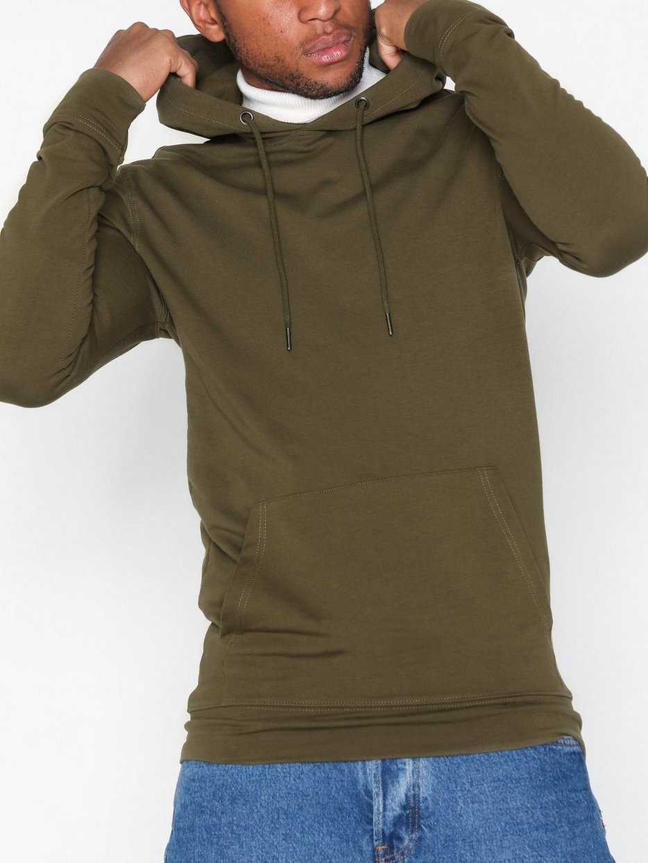 MUSCLE FIT OTH HOODY