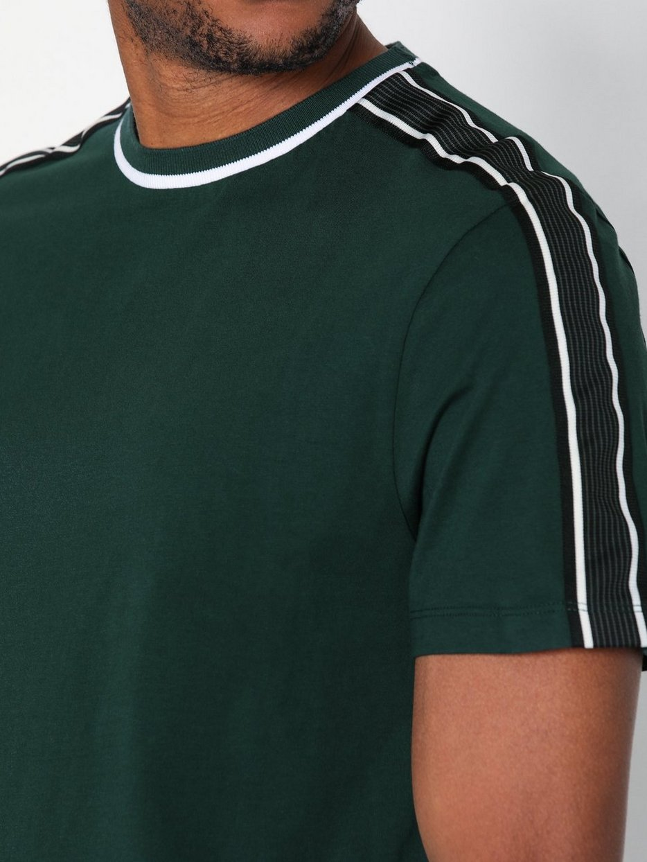 Tipped Taped Tee
