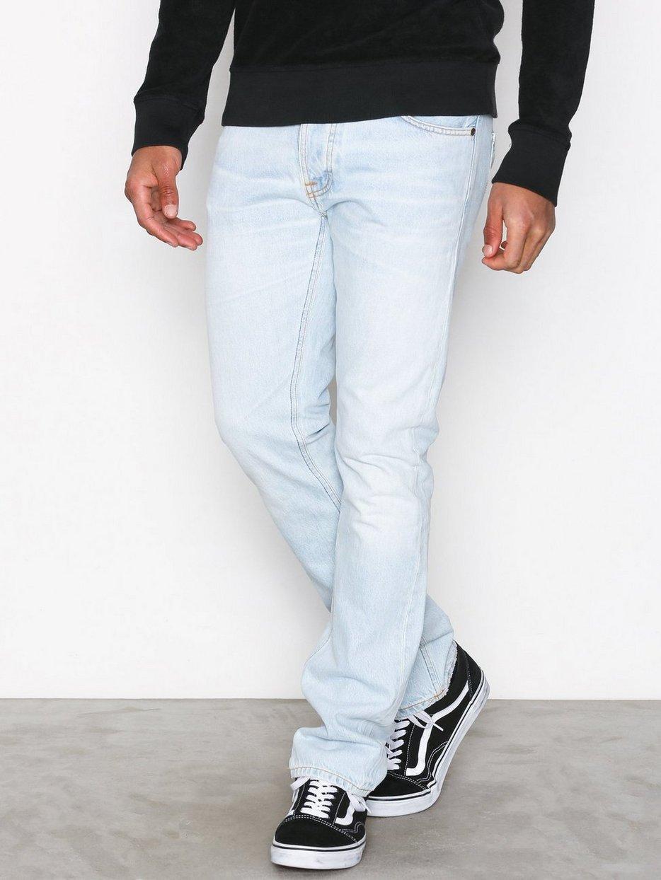 b57c2c1cdc9c2 Dude Dan Bright Horizon - Nudie Jeans - Denim - Jeans - Clothing ...