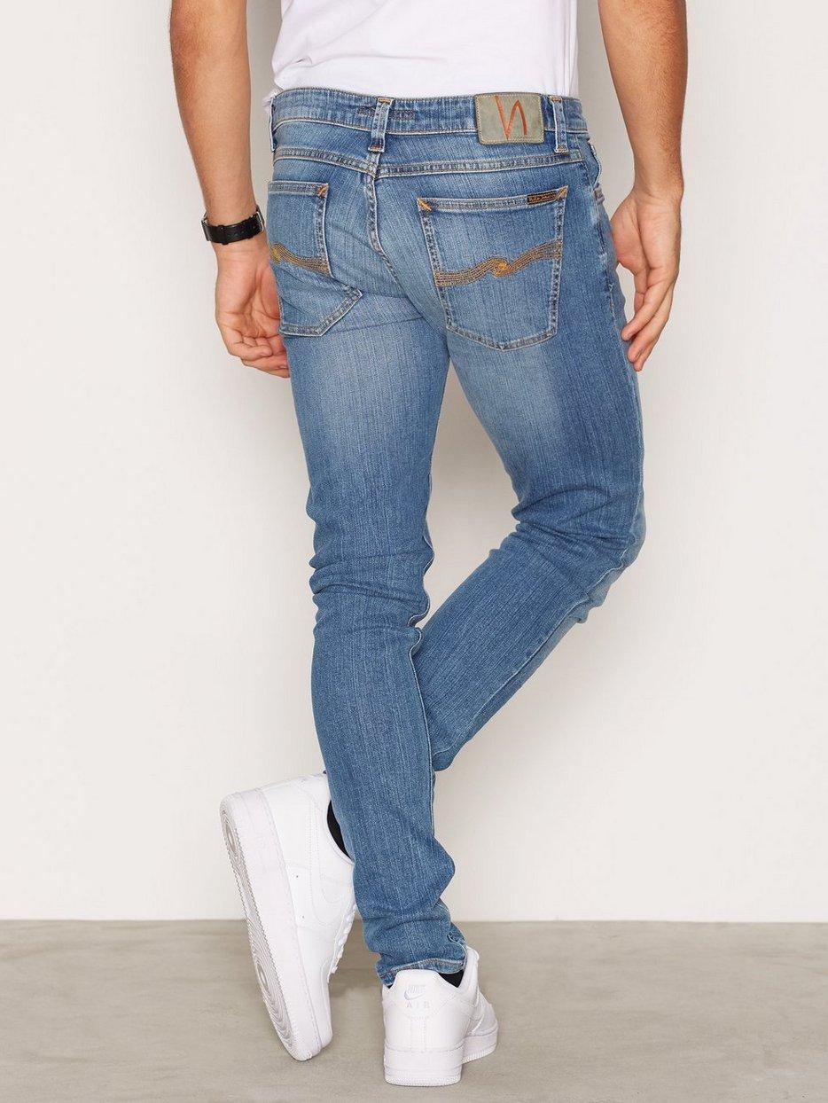 Mens jeans design legends jeans - Skinny Lin Indigo Legend