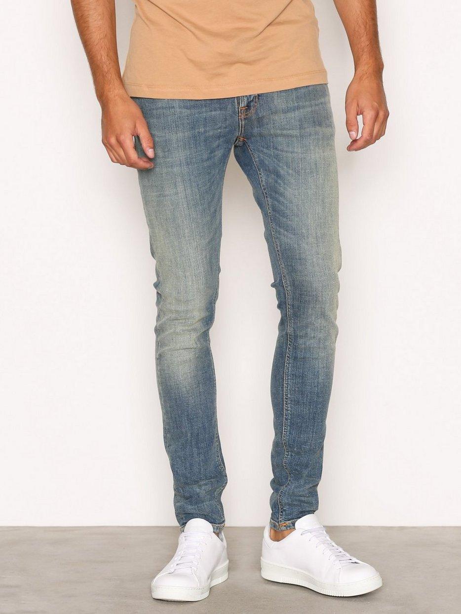 Skinny in nudie jeans