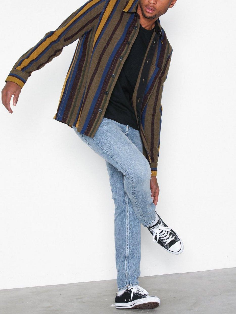 Sten Wool Club Stripes