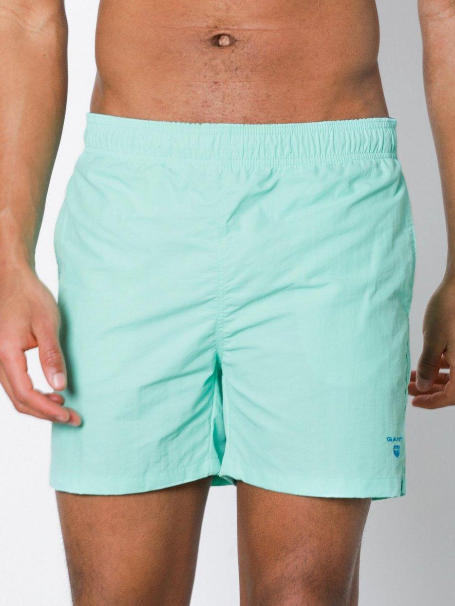 Genuine For Sale Sale Visit New Basic Swim Shorts - Spearmint GANT Discount New 3p9Q3iWw6