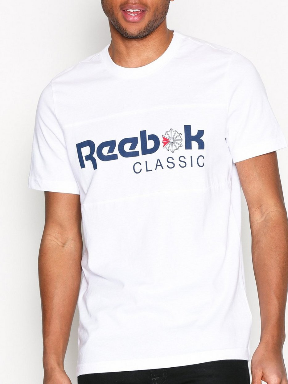 F franchise iconic tee reebok classics white t for T shirt printing franchise