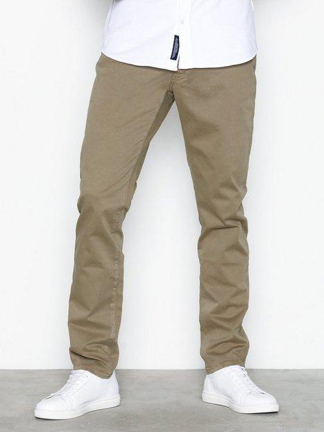 Gant Slim Desert Jeans Jeans Brown mand køb billigt