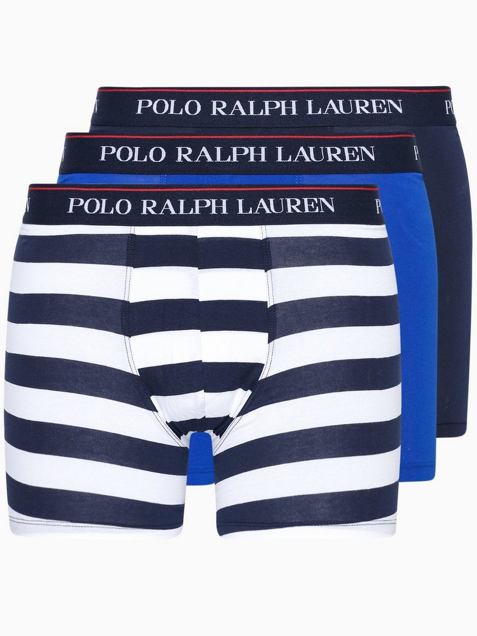 f26446f7beae4d 3 - Pack Boxer Brief - Polo Ralph Lauren - Multi 1 - Boxers ...