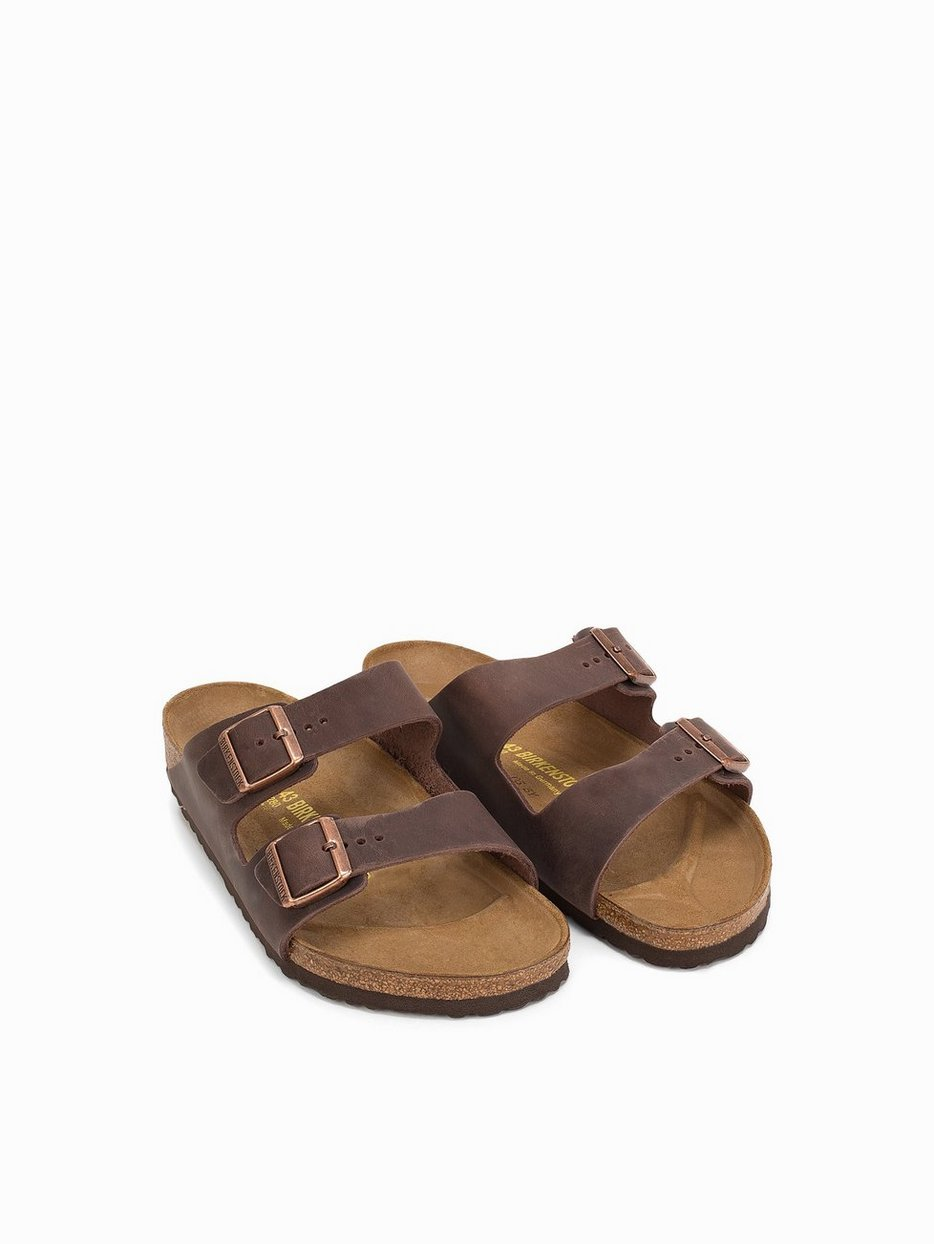 225dec4ea46 Arizona Habana - Birkenstock - Brown - Sandals & Flip - Flops ...