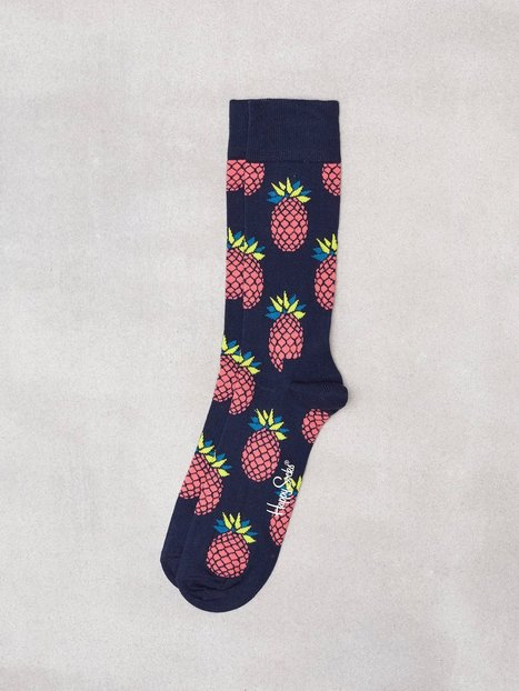 Sock Strømper Pineapple Flower