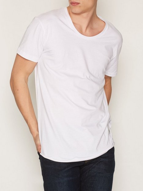 Cheap Monday Alloy Tee T shirts toppe White mand køb billigt