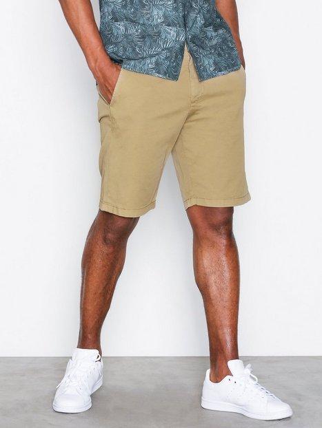 NN.07 Crown Shorts 1004 Shorts Khaki - herre