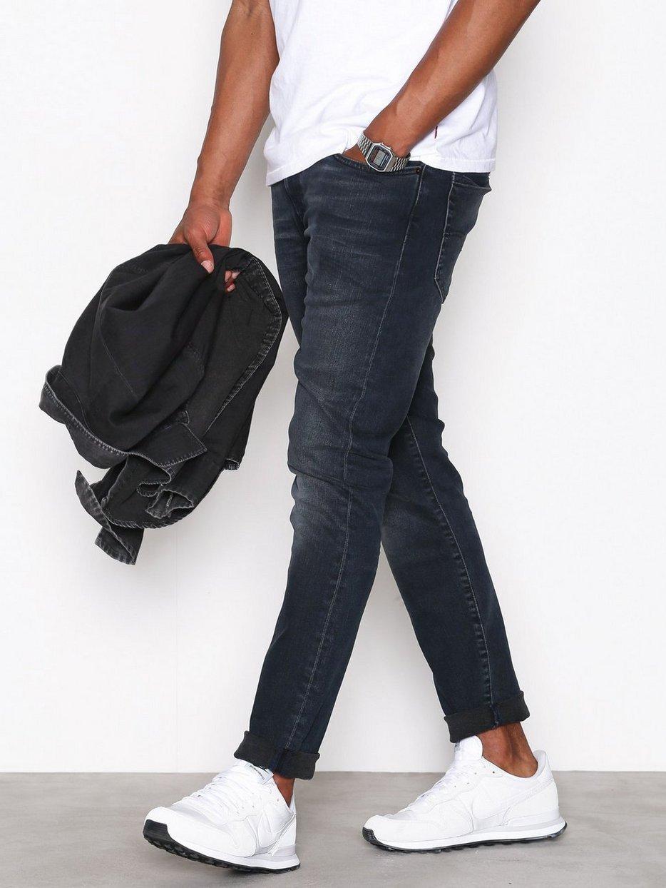 ae0054ec4c4b 512 Slim Taper Fit Steinway - Levis - Denim Blue - Jeans - Clothing ...