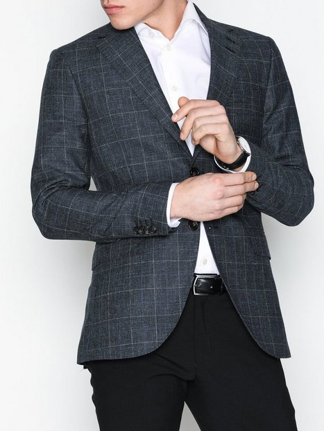 Tiger of Sweden Barro Bz Blazere jakkesæt Blue mand køb billigt