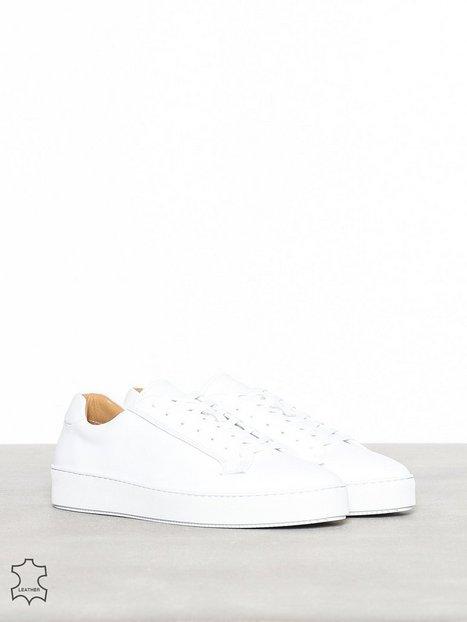 Tiger of Sweden Salas Sneakers tekstilsko Hvid mand køb billigt