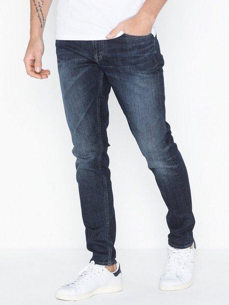 Tiger Of Sweden Jeans Evolve Jeans Blå mand køb billigt