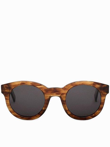 Monokel Eyewear Shiro Solbriller Amber mænd køb billigt