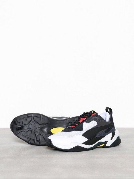Puma Thunder Sneakers tekstilsko Sort mand køb billigt
