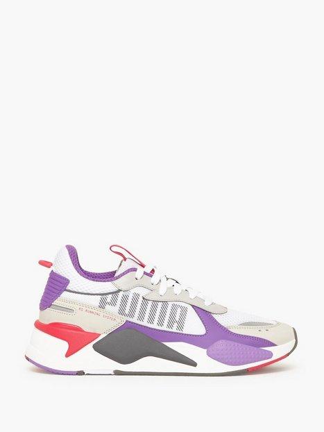 Puma Rs X Bold Sneakers Hvid Lilla - herre